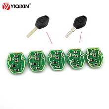 купить YIQIXIN 5Pcs/lot Best Price Excellent Quality Remote Car Key Board EWS System 315/433Mhz Interchanged For BMW 1 3 5 7 X3 X5 Z3 онлайн