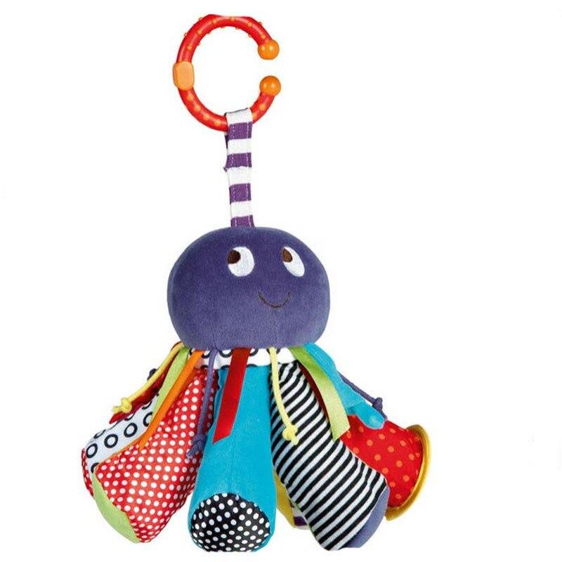 Color Octopus Балалар ойыншық Төсек Hanging Magic - Балаларға арналған ойыншықтар - фото 6