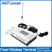 Fixed Wireless Terminal GSM FWT 850 900 1800 1900MHz Quad Band With LCD Display Available