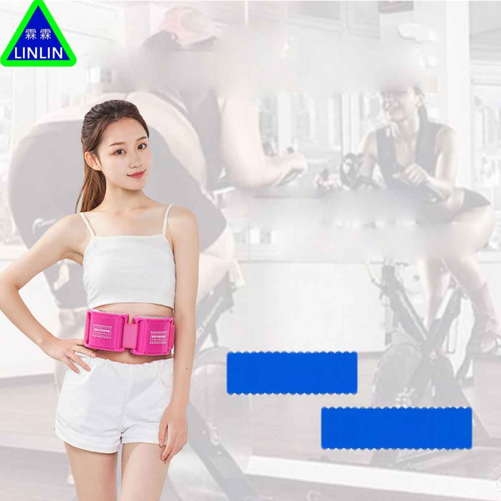 LINLIN Shake machine slacker slacker massage belt thin stomach fat belt цена