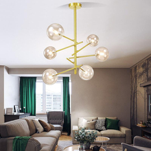 Europe Modern Creative Concise Style Glass Pendant Light Glass Bubbles Study Livingroom Restaurant Cafe Decoration Lamp modern concise creative art fashion white black wall lamp cafe bar restaurant bedroom office aisle decoration lamp free shipping