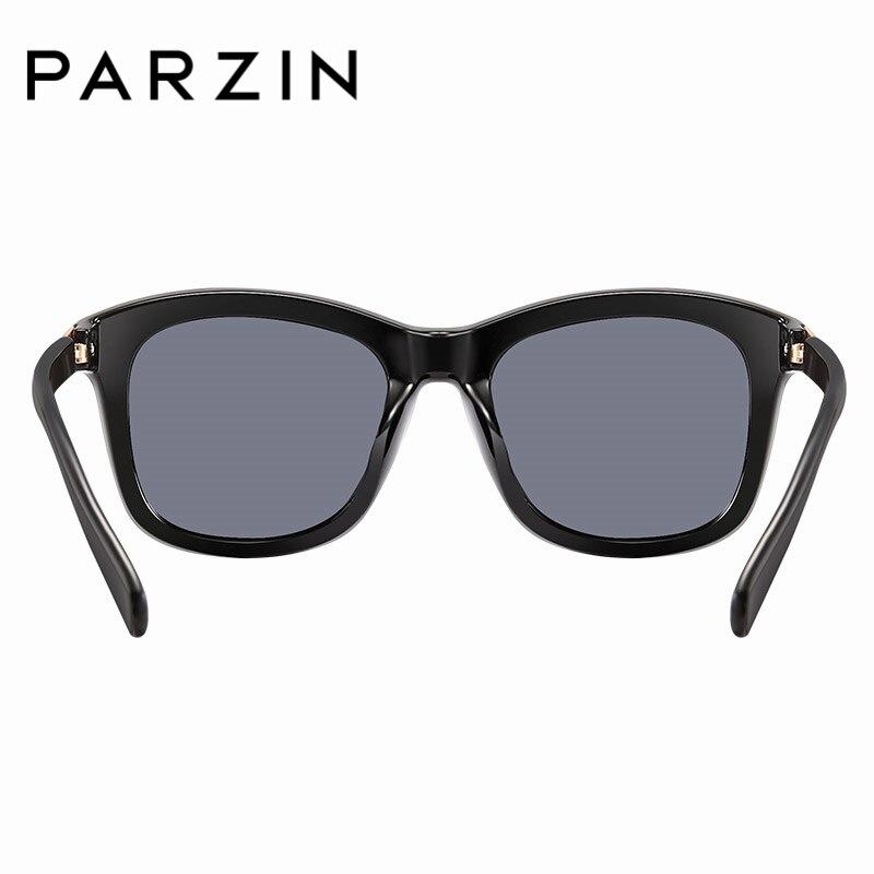 Image 5 - PARZIN Fashion Polarized Sunglasses Women Lovers Beach Sun Shade Luxury Brand Driving Sun Glasses Retro Square Lens UV400-in Women's Sunglasses from Apparel Accessories