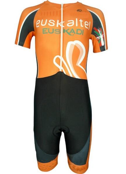 d428b648a 2013 Euskaltel Euskadi Team Skinsuit Bodysuit Summer Cycling Jersey Sets  MTB Bike Bicycle Clothing MTB Maillot Ropa Ciclismo