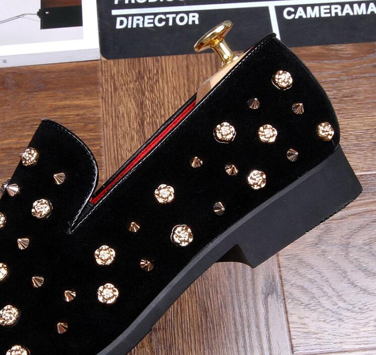 Flats Masculinos Vestido Sapatos A Vestir Zapatos 2019 Do Baile Formal Finalistas Dos De Regresso Casamento Homens Metal Apartamentos 1 Casa Sapatas Designer Hombre Britânico w4vqx8vS