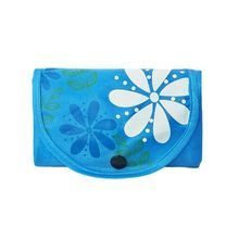 1 PC Portable Oxford Cloth Handbag Folding Shopping Bag Environmental Reusable Bags