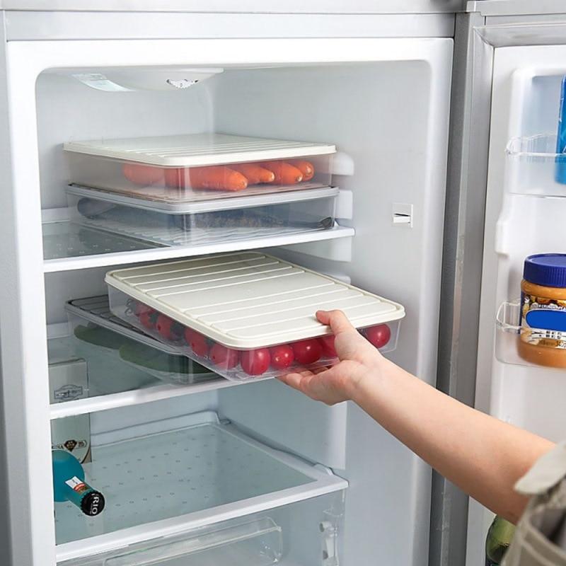 24486ad067c9 Comprar Contenedor De Almacenamiento Alimentos Refrigerador ...