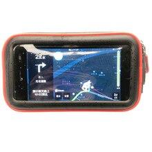 Para SUZUKI GSX1300R HAYABUSA GSXR 1000 GSX-R 600/750 accesorios de la motocicleta navegación GPS del teléfono móvil del marco soporte de montaje