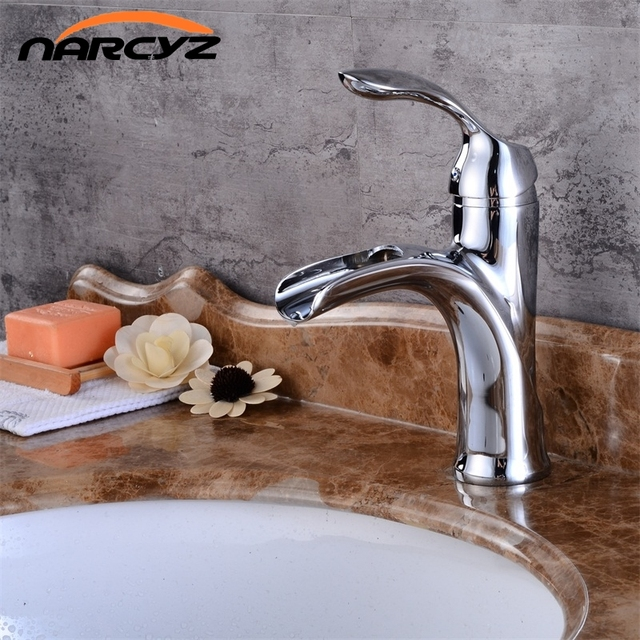 Free Shipping New Design Antique Br Faucet Brushed Nickel Bathroom Black And Chrome Basin Tap