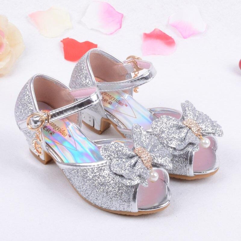 Girls Children Shoes Sandals J526 (12)