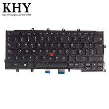 Original novo ES ÓXIDO de ETILENO SP teclado SPA Para Thinkpad A275 X270 Compatível Para X240 X250 X260 FRU 01EP034 01EN558