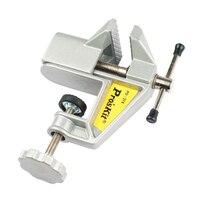 Original Hobby Vise Aluminum Mini Clamp Work Station Opening 40mm Width 60mm PD 374