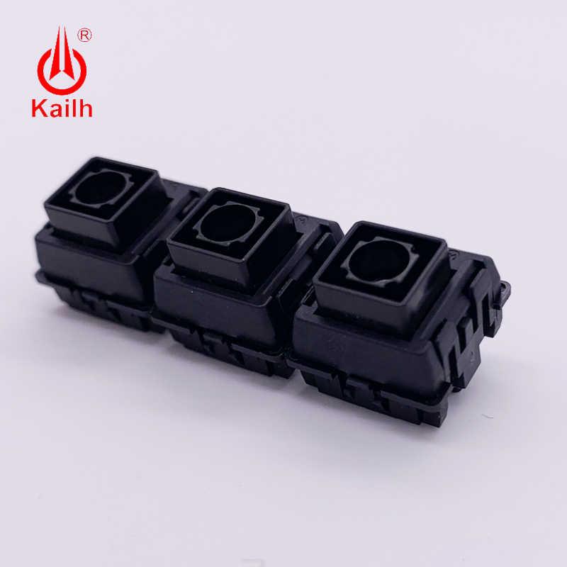 Kailh центр клавиатура с подсветкой переключатель RGB SMD игровая механическая клавиатура переключатель черный стебель тактильные ощущения руки