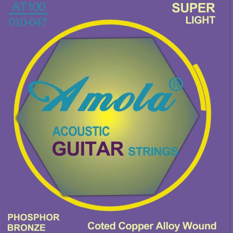 5sets שיקוי .010-.047 NANOWEB 11002 גיטרה אקוסטית - כלי נגינה