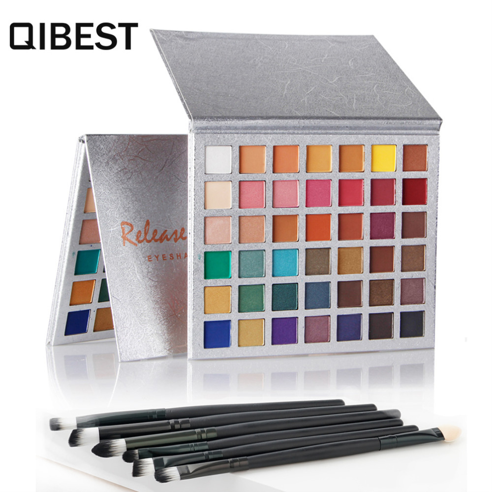 Eyeshadow Pallete 42 Bright Colors Eye Shadow Matte