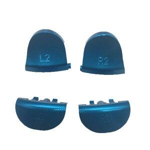 Image 5 - Botones activadores L2 R2 de aleación de aluminio y Metal, botones activadores L1 R1 para mandos Sony PS4 JDS 001 011