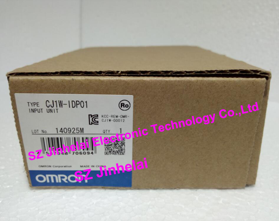 CJ1W-IDP01  CJ1W-1DP01   New and original OMRON PLC INPUT UNIT 100% new and original cj1w nc433 omron position control unit