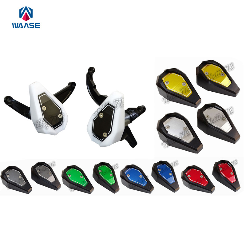 Motorcycle Engine Stator Clutch Crash Frame Sliders Protector For Honda CBR600RR CBR 600 RR 2007 2008 2009 2010 2011 2012-2016 for honda cbr 1000rr cbr1000rr 2008 2009 2010 2011 gold motorcycle frame slider crash protector bobbins falling protection