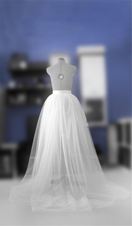 Hirigin 2019 Summer Women Tutu Mesh Skirt Arrival Elastic Waist Long Maxi Skirt Princess Tulle New Skirts Party Wedding Prom