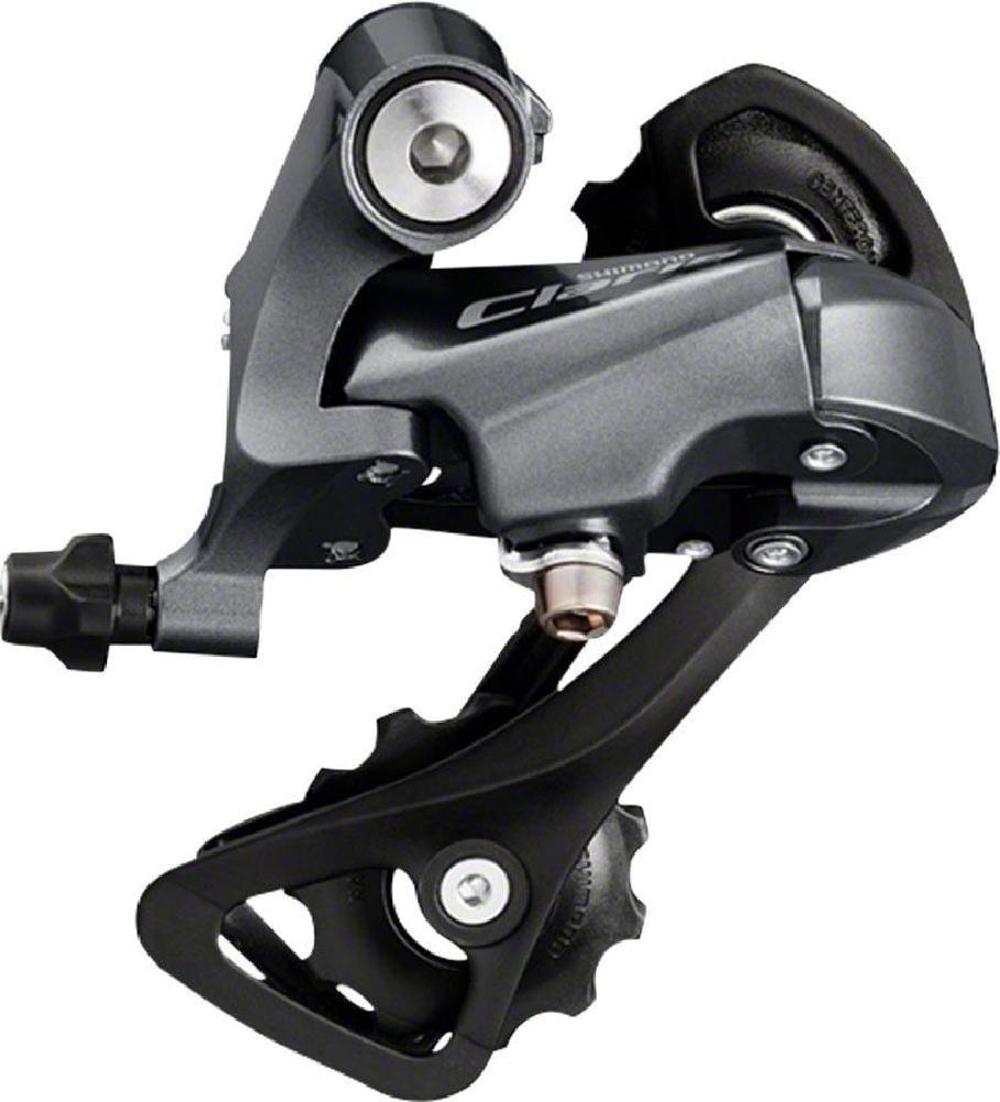 Original <font><b>Shimano</b></font> <font><b>Claris</b></font> Bicycle RD-<font><b>R2000</b></font>-GS/SS 8-Speed Medium/Short Cage Rear Derailleur Bike Parts image