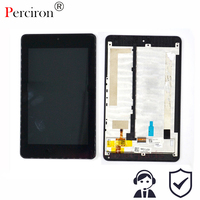 New 7 Inch LCD Display Panel Touch Screen Digitizer Assembly For Acer Iconia One 7 B1