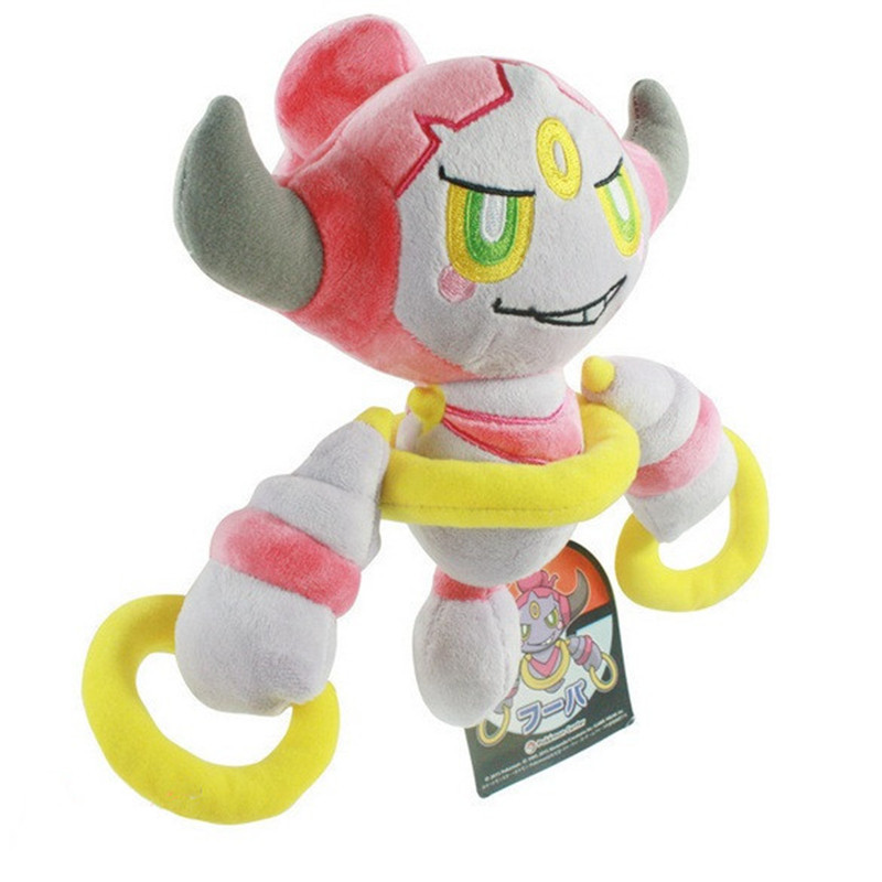 22cm hoopa and the clash of ages hoopa plush toy animal stuffed doll