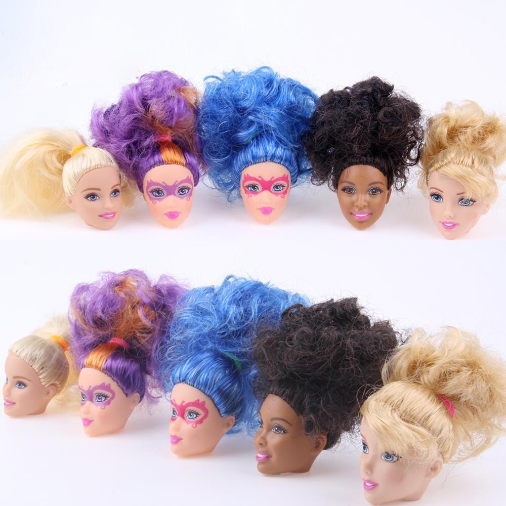 Barbie bambola testa acquista a poco prezzo barbie bambola - Barbie colorazione pagine libero ...