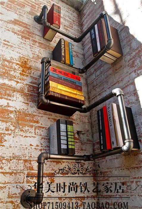 https://ae01.alicdn.com/kf/HTB1Ab1SJXXXXXXYXFXXq6xXFXXXR/Retro-industrial-loft-style-iron-pipes-bookshelf-cafe-bar-room-decorative-wall-shelving-ideas.jpg