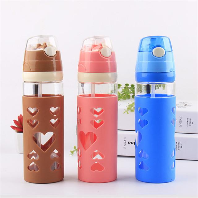 Color Plastic Bottle