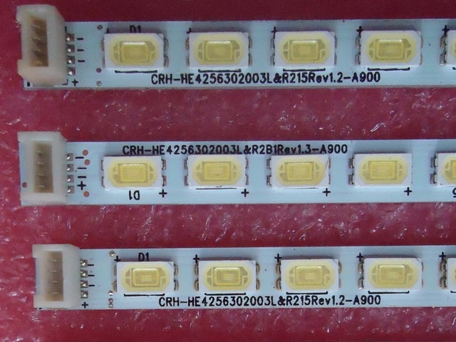 474mm Led Backlight Lamp Strip 60 Leds For H A Ier Le42a90w Crh-he4256302003l H420efc-yai 2pcs