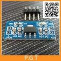 1 шт. Бесплатная доставка AMS1117 4.5-7 В повернуть 3.3 В DC-DC Шаг вниз Питания Модуль Для Arduino bluetooth Raspberry pi lm1117
