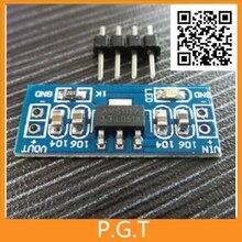 1pcs Free shipping AMS1117 4.5-7V turn 3.3V DC-DC Step down Power Supply Module For Arduino bluetooth Raspberry pi lm1117