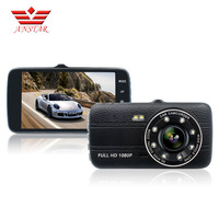 ANSTAR Car DVR Full HD 1080P Dash Cam Rear View Mirror With Car DVR Camera Video Registrar 170 Degree Night Vision Camcorder
