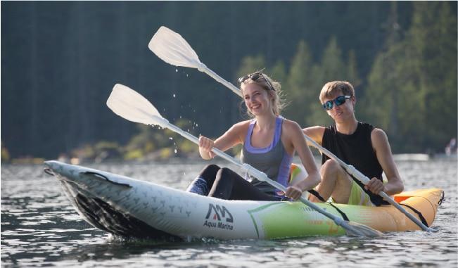 2017 an nouveau Kayak gonflable bateau planche de Surf planche de Surf planche de Surf SUP Kayak bateau gonflable