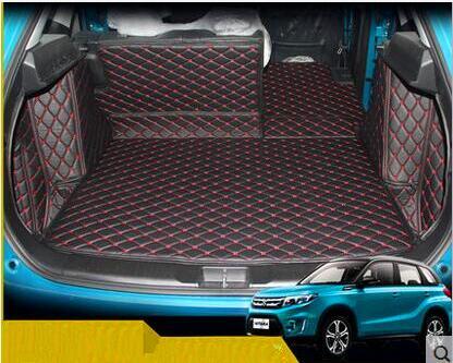 Gute Qualitat Spezielle Kofferraum Matten Fur Neue Suzuki Vitara 2016 Wasserdichten Haltbaren Boot Teppiche Guter Matte Freies Verschiffen In