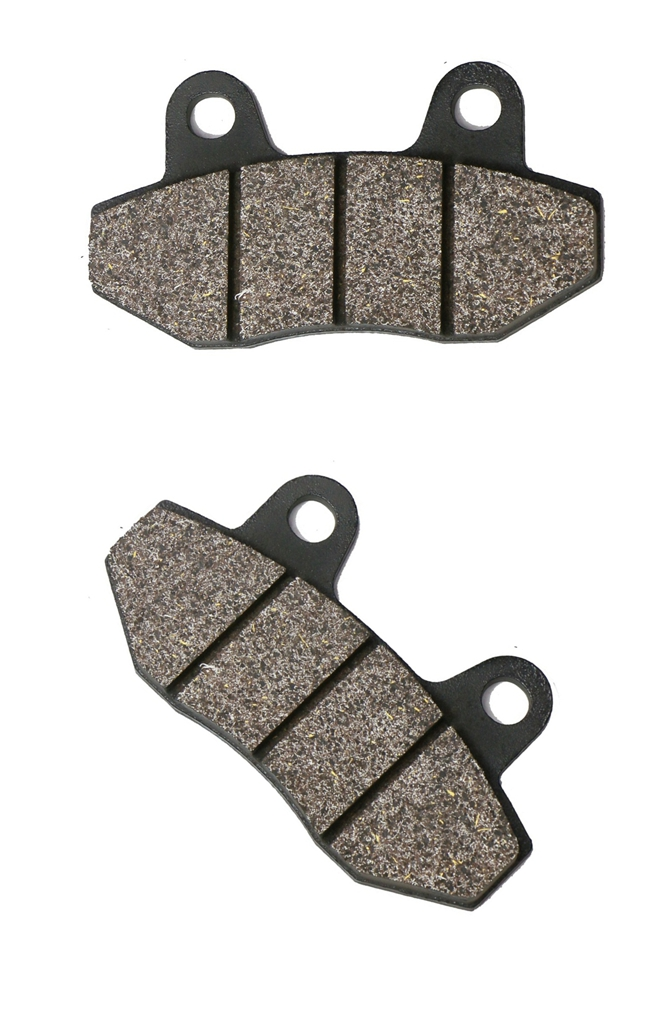 SEMI METAL FRONT BRAKE PADS FOR TAMORETTI Retro 125 F