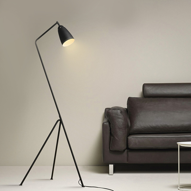 Replica design grasshopper floor lamplight gubi grasshopper shake replica design grasshopper floor lamplight gubi grasshopper shake floor standing lamp black color loft aloadofball Images