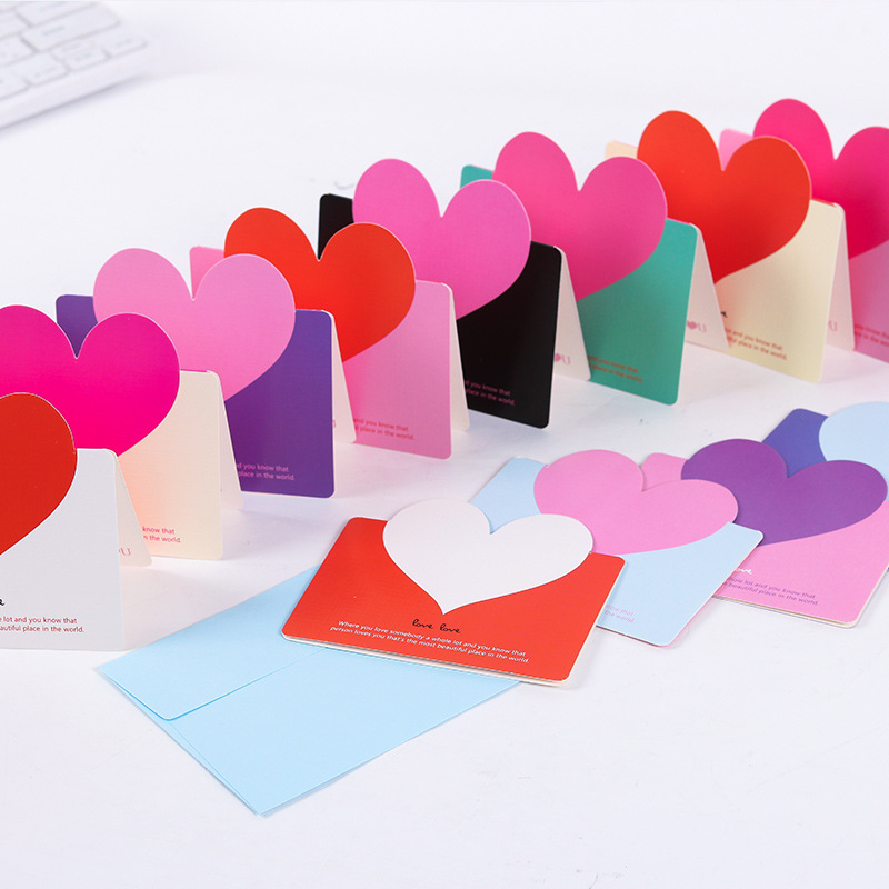 DIY Handmade Creative Mother's Day Greeting Cards Blessing
