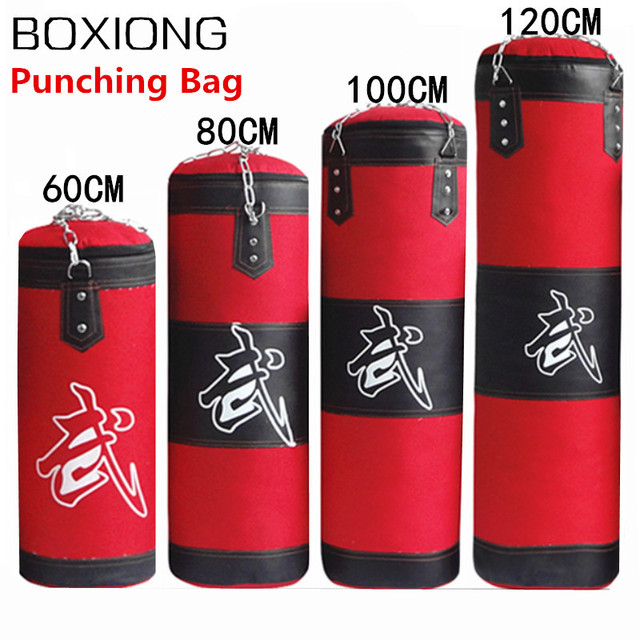 60cm Age 5 16 Years Old Children S Empty Sandbag Punching Bag For Boxing Indoor Sports
