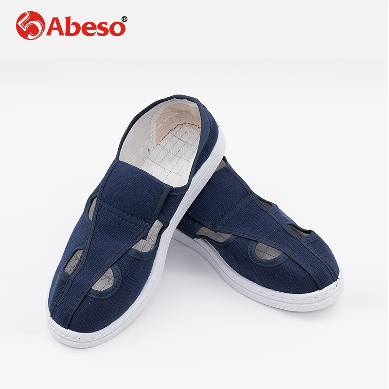 Abeso Safty Shoes Working Shoes Antistatic PVC Slippers Men Women Durable Breathable Slip-on Shoes Odorless Slipper A8611Abeso Safty Shoes Working Shoes Antistatic PVC Slippers Men Women Durable Breathable Slip-on Shoes Odorless Slipper A8611