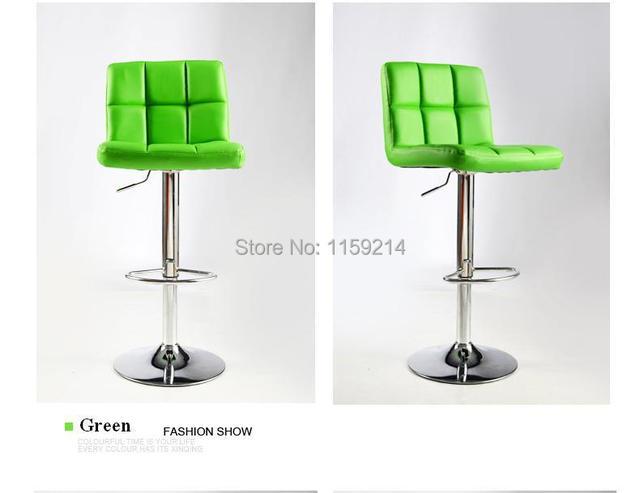Office Chair Bar Stool