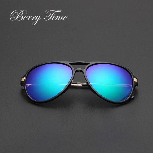 24653b43cc Berrytime Flat Top Sunglasses Womens Sunglasses Brand Designer Rose-colored  Glasses OutdoorAccessories Gafas De Sol Hombre 1516L