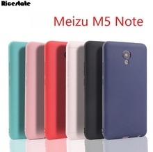Meizu M5 Note case Meizu Note 5 matte Case For Meizu M5 Note Ricestate Brand Crystal And Soid Colors Back Cover Silicon tpu case cheap Fitted Case Environmental Sturdy durable soft silicone tpu matte case Plain Geometric Transparent Waterproof Dirt-resistant