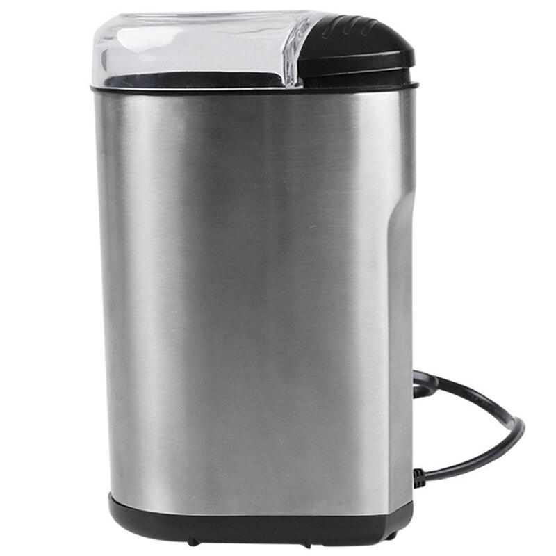 Electric Coffee Grinder 300W Beans, Bean Grinder, Portable Low Noise Eu Plug