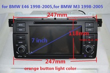 7 дюймов Android 5.1.1 для bmw E46, M3, автомобиль dvd, gps навигация, wi-fi, 3 Г, BT, canbus, радио, RDS, 7851, quad core, 1024×600, поддержка obd2, dvr