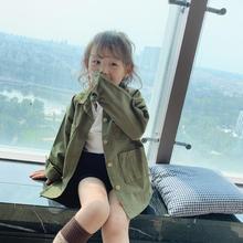 new wholesale girls shirt cotton autumn full sleeve fashion girls coat 2-7 years HU931
