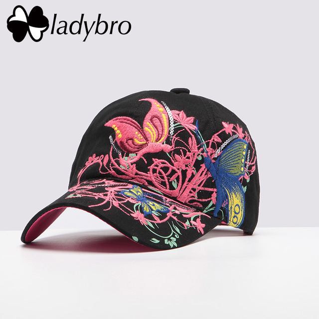 Ladybro Women Hat Cap...