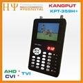 [Подлинный] KPT-359H + 3 5 дюйма ручной мульти HD спутниковый Finder & Monitor & AHD KPT-359H plus Бесплатная доставка