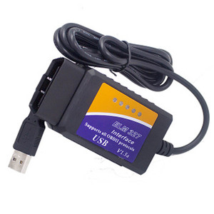 Image 5 - 2019 neue ELM327 USB V 1,5 OBD2 Auto Diagnose Interface Scanner ULME 327 1,5 OBDII Diagnose Werkzeug ELM 327 OBD 2 Code Reader Scan