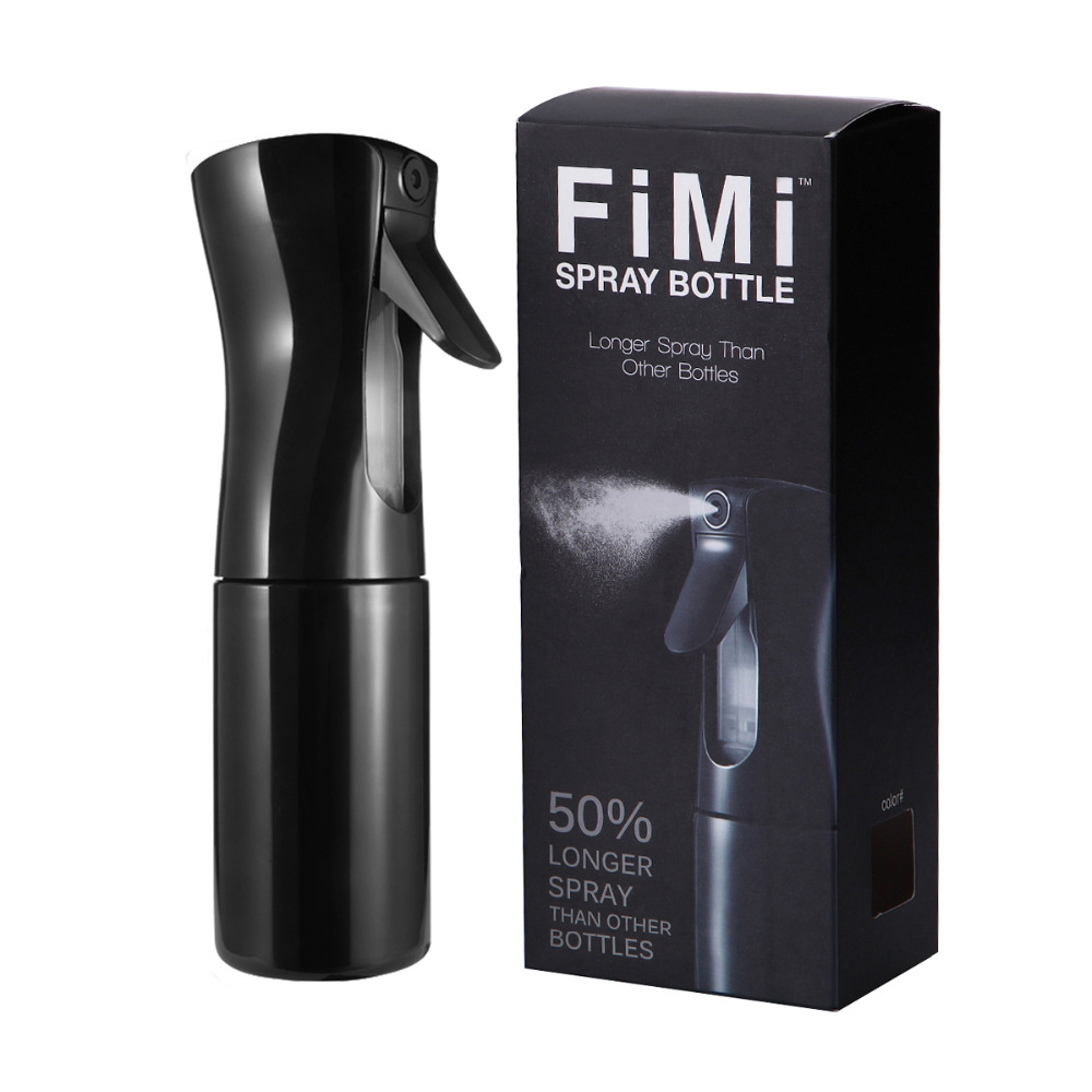 150ml Pro Salon Hair Refillable Water Spray Empty Bottle Fine Mist Perfume Atomizer Hairdressing Barber Hydrating Styling Tools