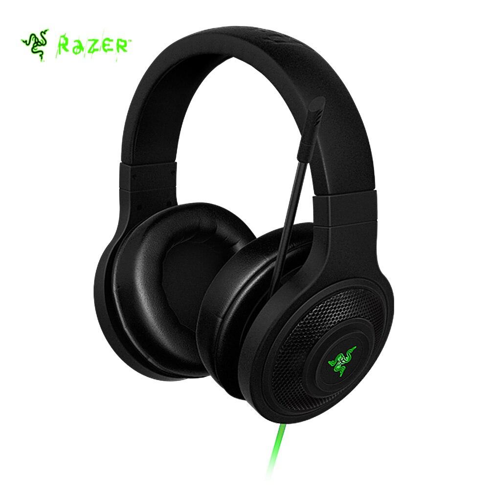 Купить Razer Kraken Essential наушники шумоизоляция над ухом ...